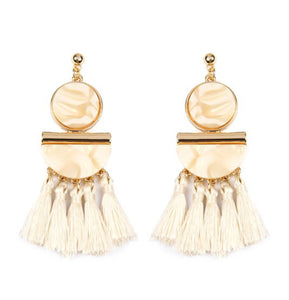 Cream Dream Earrings
