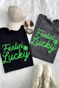 Feelin' Lucky Graphic