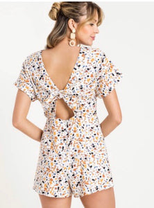 A Place in the Sun Romper