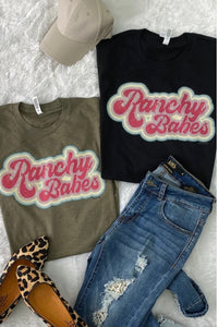Ranchy Babes Graphic