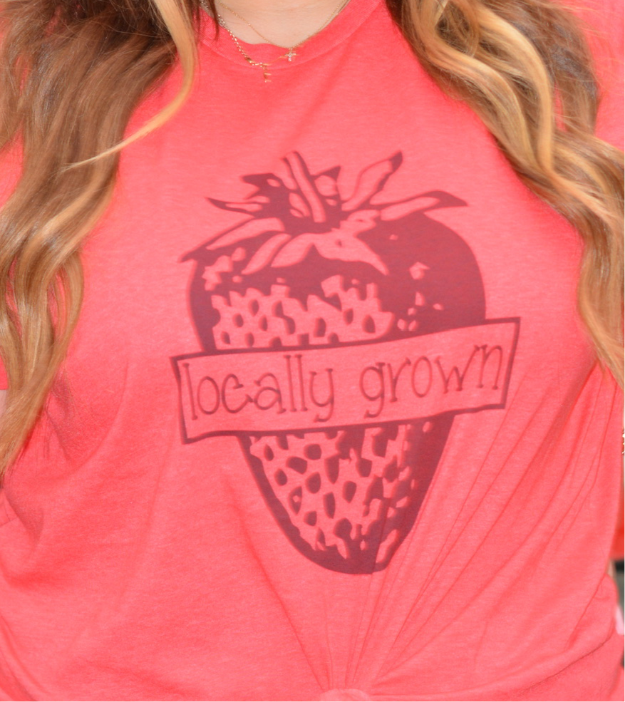 Locally Grown Graphic