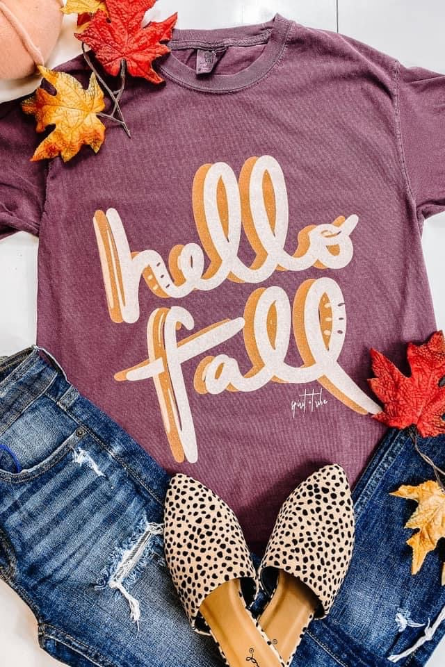 Fall Graphic