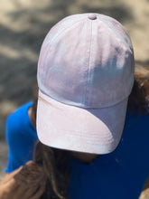 Load image into Gallery viewer, Dusty Pink Tie Dye Hat