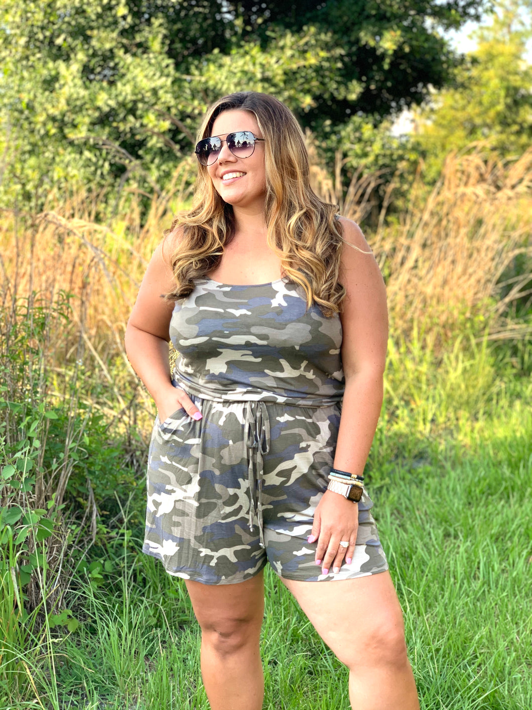 Dusty Fight for Freedom Romper