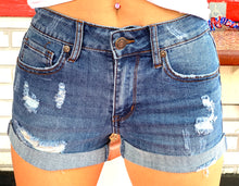 Load image into Gallery viewer, Magnetic Energy Denim Shorts
