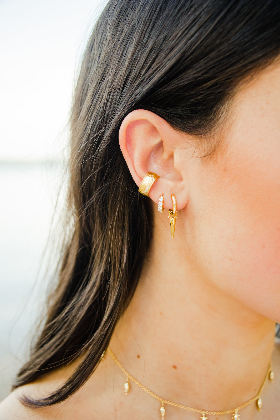 Ashley Childers Jewelry, Sol Collection