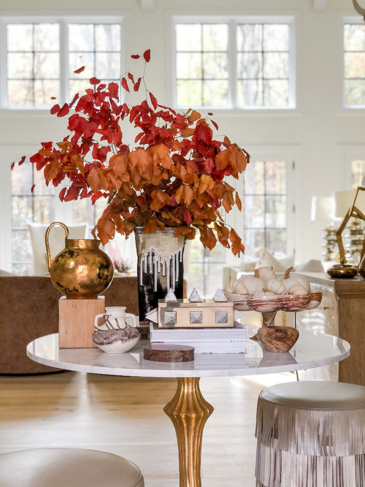 Ashley Childers, Fall Entry Decor