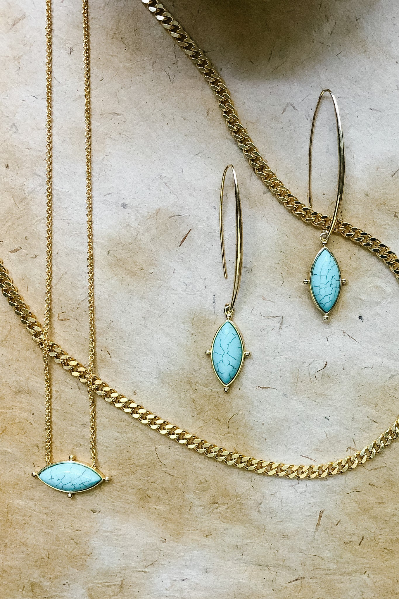Ashley Childers, Lauren Turquoise Jewelry Collection