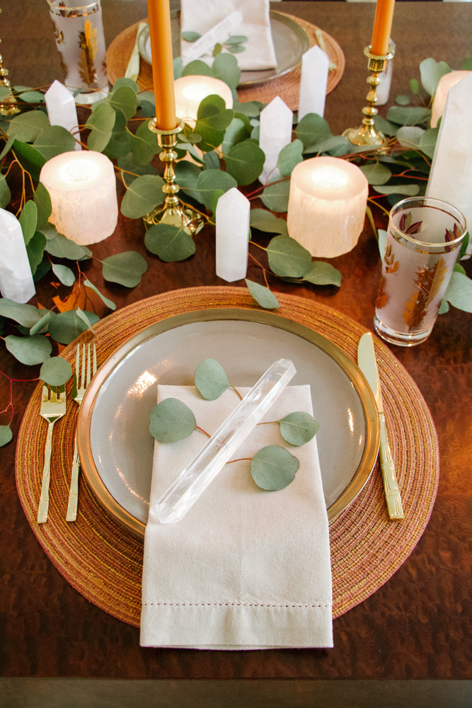 Ashley Childers, Thanksgiving Table