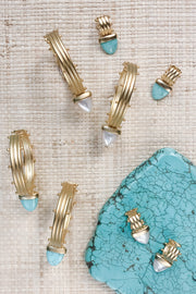 Ashley Childers, Aegean Huggies Turquoise