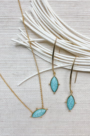 Ashley Childers, Lauren Collection Turquoise