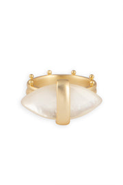 Ashley Childers, Aegean Ring, Ivory Mother of Pearl