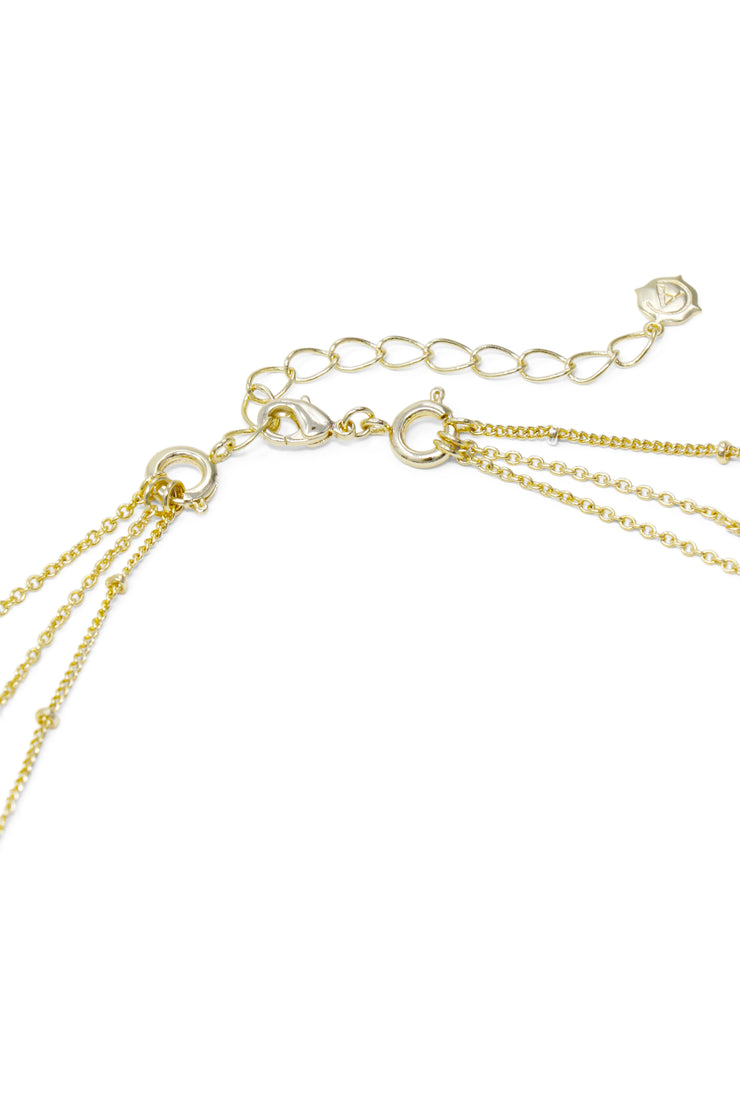 Ashley Childers, Affirmation Necklace Convertible Clasp