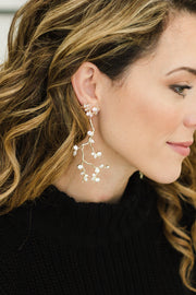 Ashley Childers, Branch Statement Earrings