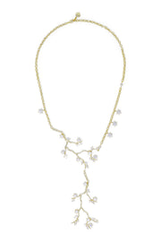 Ashley Childers, Branch Statement Necklace
