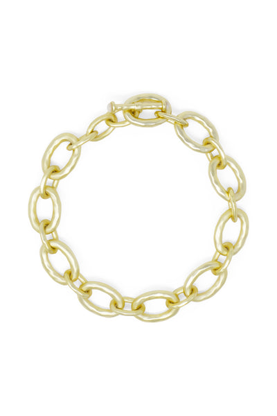 Ashley Childers, Classic Gold Link Bracelet
