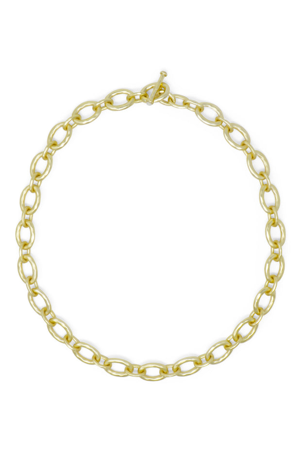 Ashley Childers, Classic Gold Link Necklace