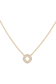 Ashley Childers, Preston Necklace in Ivory Mother of Pearl