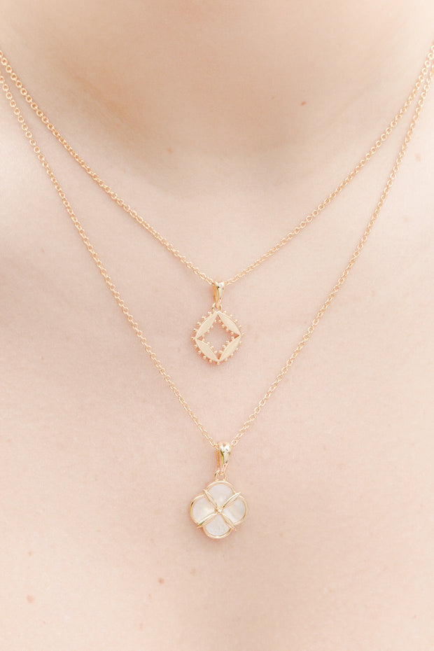Ashley Childers, Preston Petite Gold Necklace