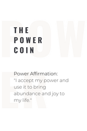 Ashley Childers, Power Coin