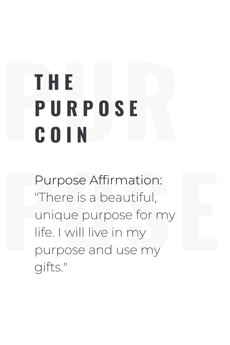 Ashley Childers, Purpose Coin