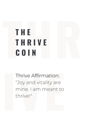 Ashley Childers, Thrive Coin
