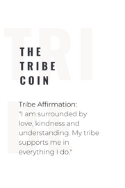 Ashley Childers, Tribe Coin