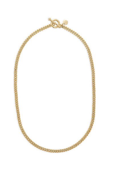 Ashley Childers, Toggle Gold Chain Necklace