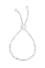 Ashley Childers, Small Love Beads Bracelet, Silver