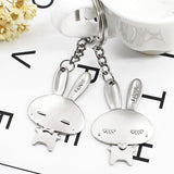 Bunny Key Ring Her