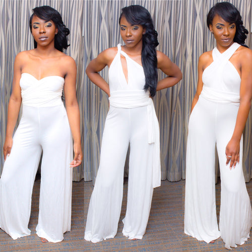 Carrera Convertible Jumpsuit