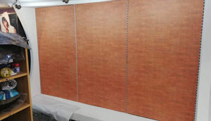 LOCAL COMERCIAL PAPEL TAPIZ LADRILLO NATURAL 120cm DEKOADHESIVO
