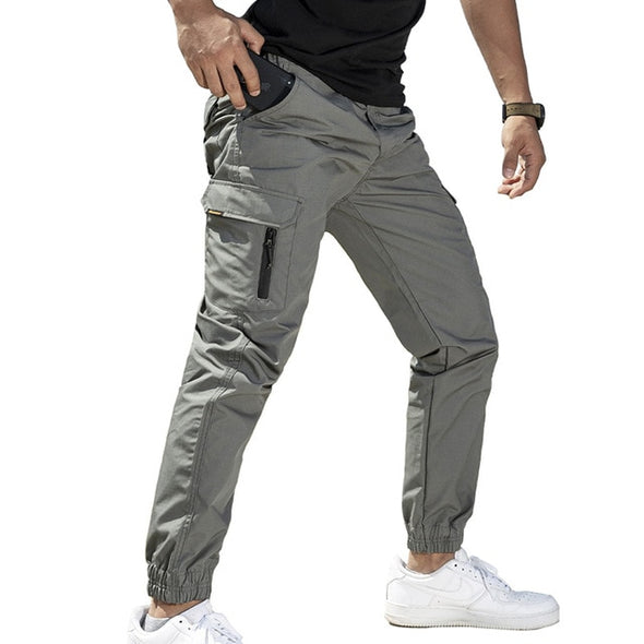 Casual Camouflage Jogger Pants - Tactical Stryke