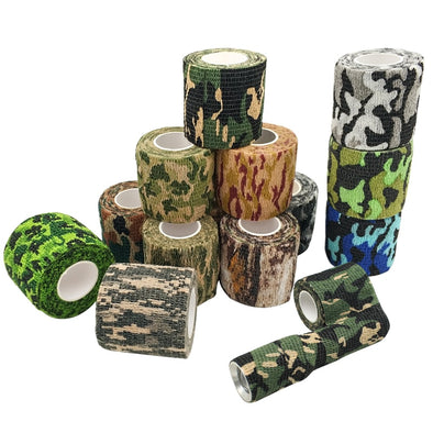 Camo Stretch Tape - Tactical Stryke