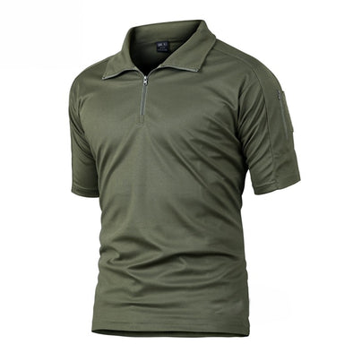 Quick Dry Polo Shirt - Tactical Stryke