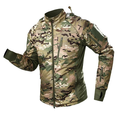 Military Tactical Jacket - Tactical Stryke