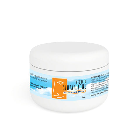 Image of Reduced Glutathione Transdermal Cream