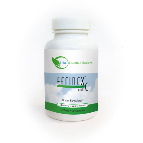 Image of Effinex™ Idebenone with Vitamin C 300mg