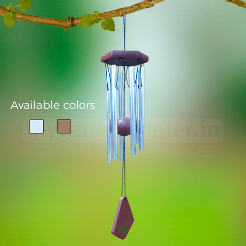 "Natures Melody Wind Chimes 14"" - Jagtap Nursery's Garden Center"