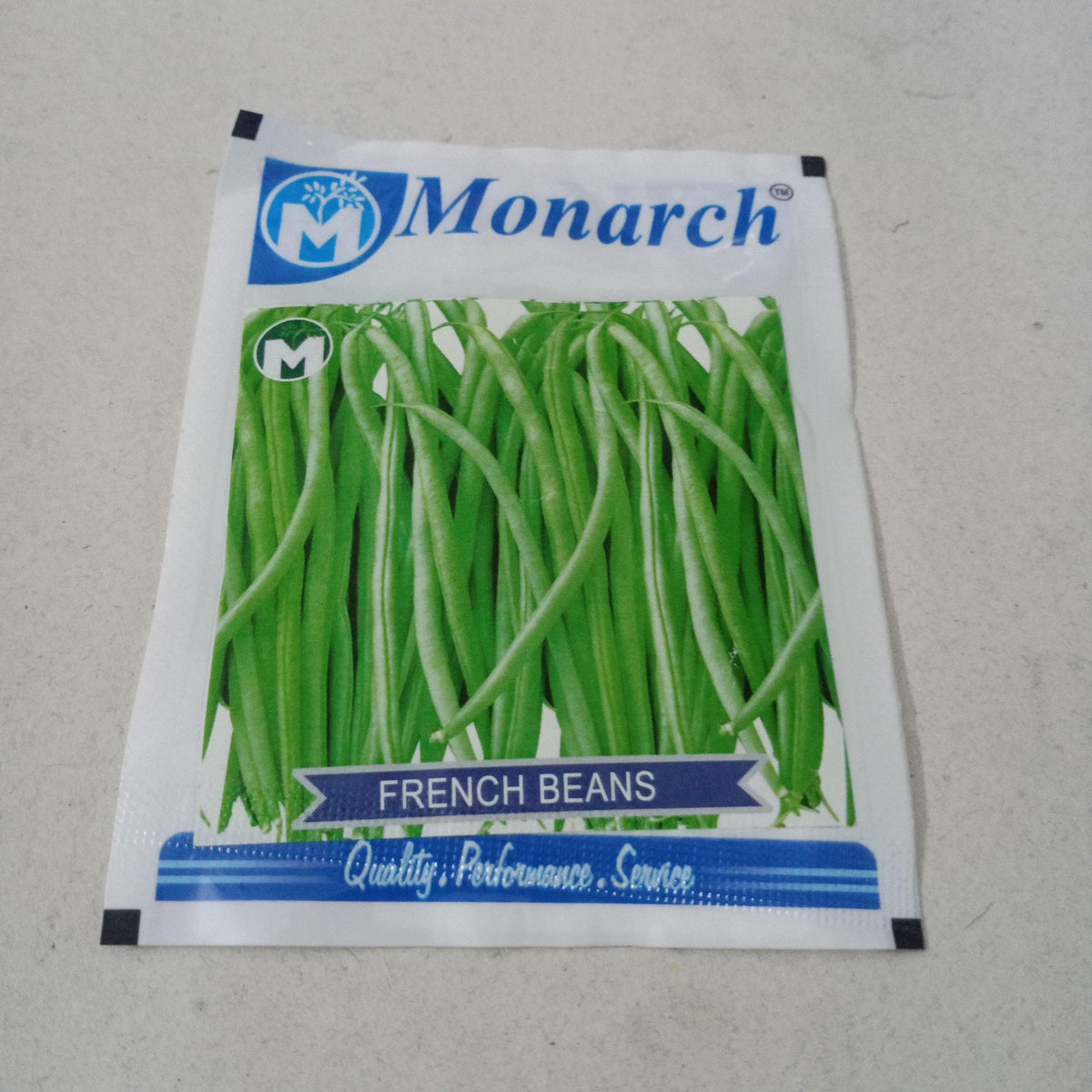 Frensh Bean Seed (Selection-9 4 gm)