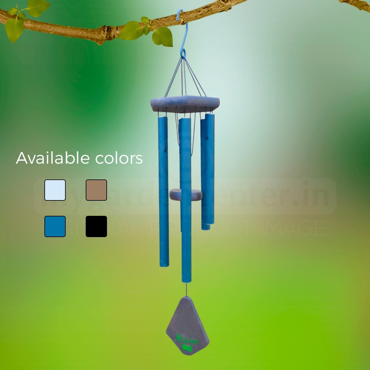 "Natures Melody Wind Chimes 28"" - Jagtap Nursery's Garden Center"