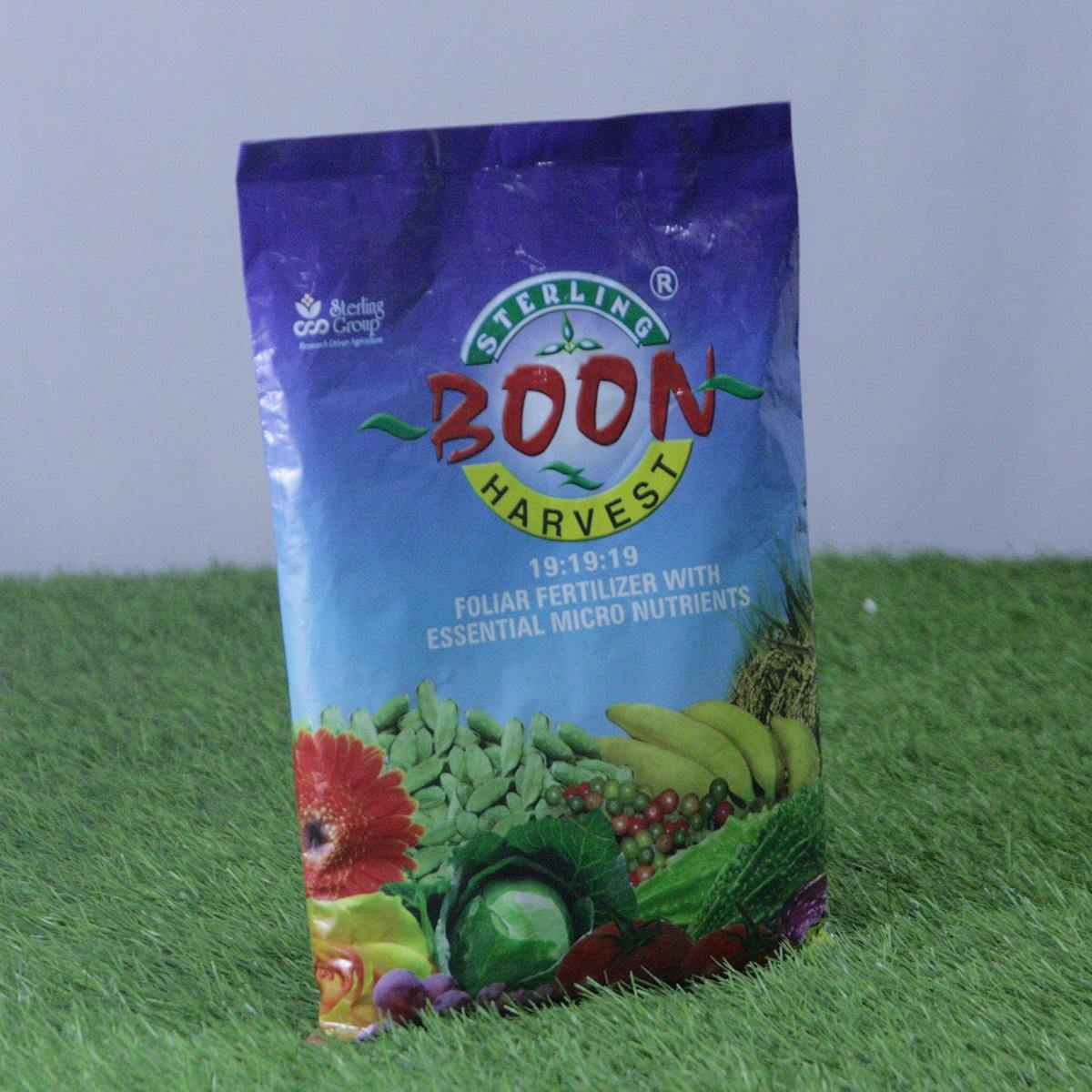 Boon Harvest Fertilizer