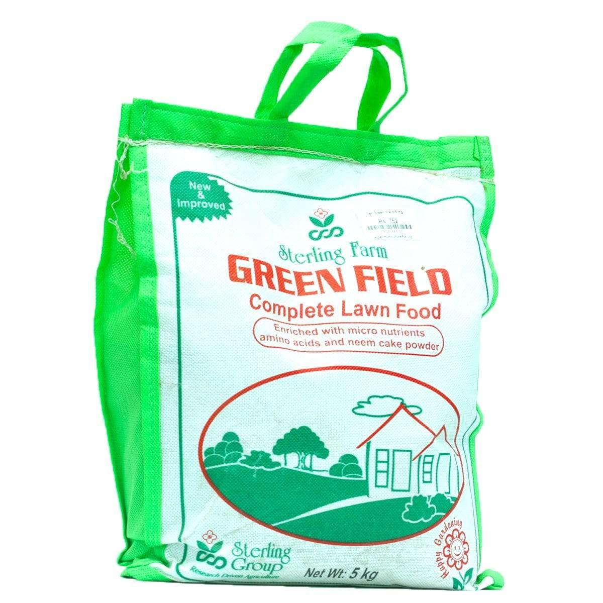 Green Field Fertilizer