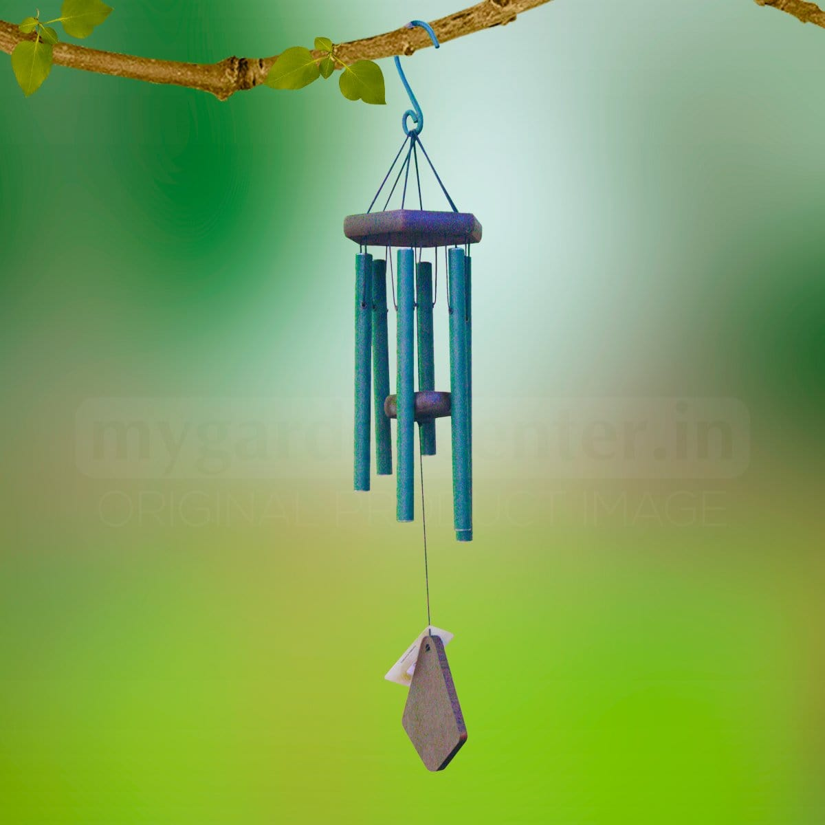 "Natures melody Wind Chimes 24"" - Jagtap Nursery's Garden Center"
