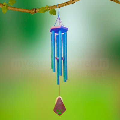 "Natures Melody Wind Chimes 36"" - Jagtap Nursery's Garden Center"