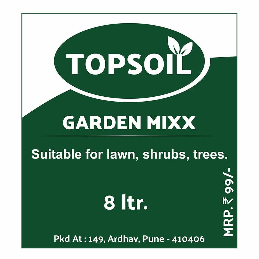 Garden Mix (Soil) 22 Ltr.