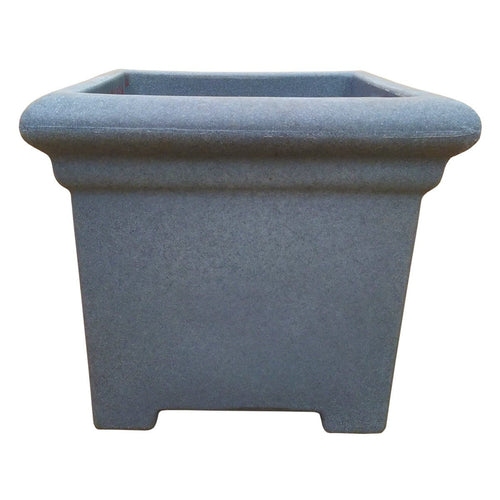Fibre Plastic Pot -  Gray