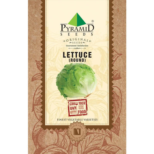 Seed Lettuce Round
