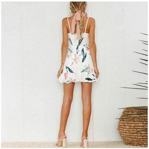 Bottom Ruffled Bodycon
