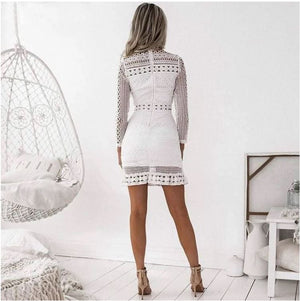 Long Sleeve Party Dress